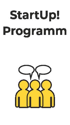 Unser Programm für Startups