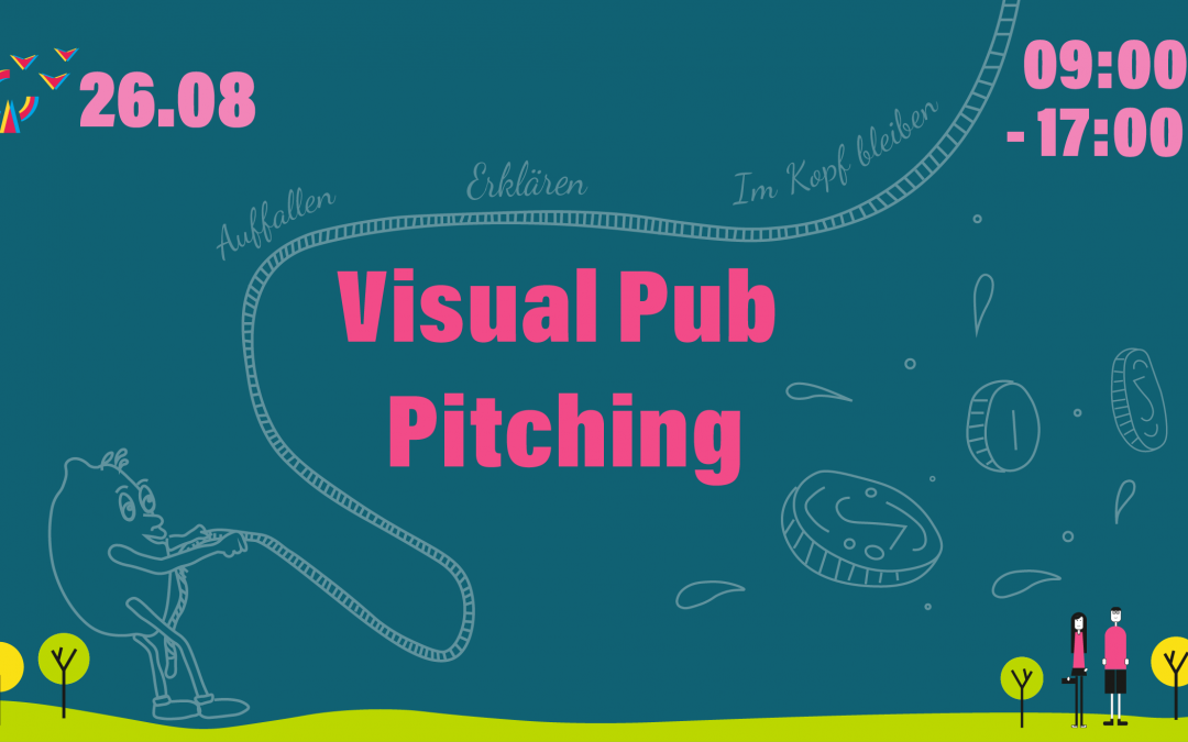 Visual Pub Pitching mit Chartflipper