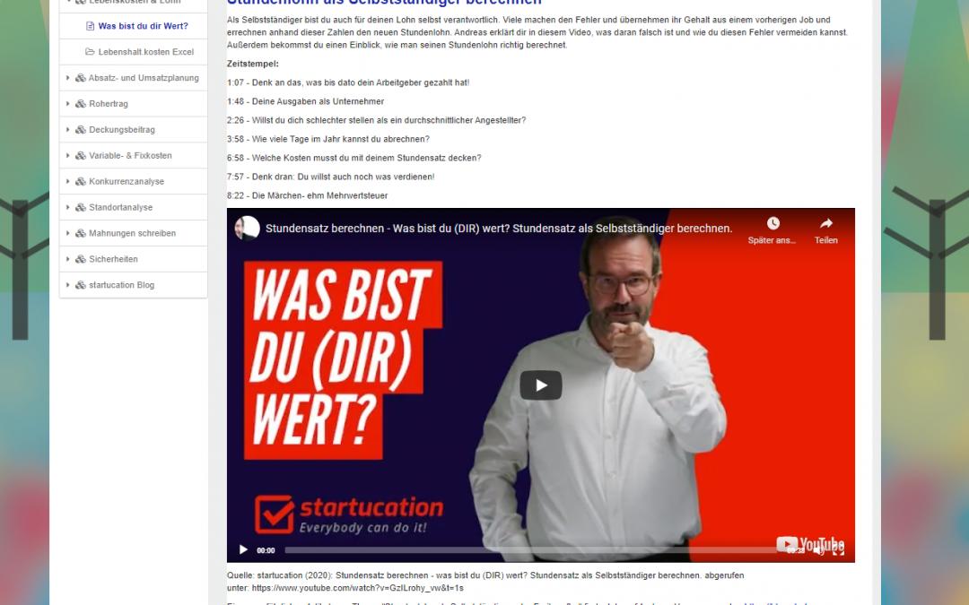 startucation! mit Andreas Herzog